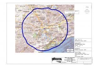 Mapa de Cobertura site